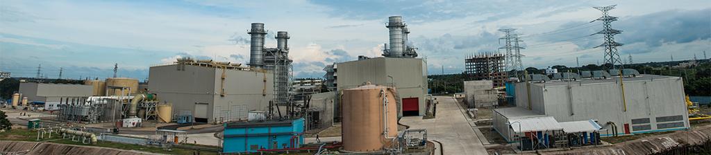 Ashugonj 450 MW Combined Cycle Power Plant