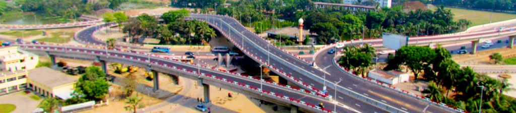 Mirpur to Airport Flyover Project